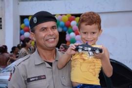 Operação Criança Feliz PM Foto Wagner Varela SECOM PB 12 270x180 - Polícia Militar leva alegria para mais de 15 mil crianças com a entrega de brinquedos