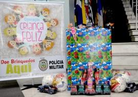Operação Criança Feliz PMPB 270x191 - Operação Criança Feliz arrecada brinquedos para serem distribuídos em todo o Estado