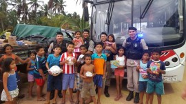 Operação Criança Feliz PMPB 62 270x151 - Polícia Militar leva alegria para mais de 15 mil crianças com a entrega de brinquedos