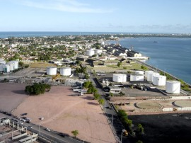 Porto de Cabedelo  alberi pontes 2 270x202 - Governo faz parceria com Petrobras e implementa sistema operacional inovador no Porto de Cabedelo
