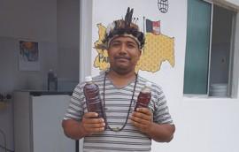 mel indigenas 270x172 - Mel de abelhas produzido por indígenas paraibanos participa de evento mundial