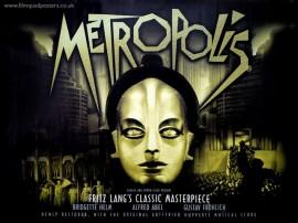 metropolis 270x202 - Cineclube da Fundação Casa de José Américo exibe a ficção científica 'Metrópolis'