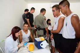 pm acoes de melhoramento do bem esta do policial 5 270x180 - Polícia Militar promove ação de saúde para melhorar o bem estar dos policiais