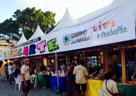 programa de artesanato brincarte 1 270x191 - Governo do Estado promove feira de brinquedos populares na orla de Tambaú