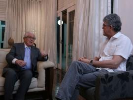ricardo com milton cabral 5 270x202 - Ricardo recebe ex-governador Milton Cabral