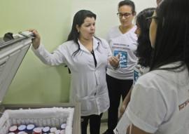 ses banco de leite foto ricardo puppe 2 270x191 - Governo inicia campanha de arrecadação de frascos de vidro para Rede de Bancos de Leite