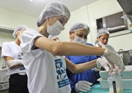 ses banco de leite foto ricardo puppe 4 270x191 - Governo inicia campanha de arrecadação de frascos de vidro para Rede de Bancos de Leite