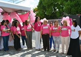 """ses promove cedc outubro rosa foto ricardo puppe 1 270x191 - Saúde promove mais uma ação pelo """"Outubro Rosa"""" no Centro de Diagnóstico do Câncer"""