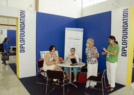 """09.11.15 Forum da Governancia da internet fotos Alberi Pontes 4 270x191 - """"Day 0"""" do IGF 2015 começa com grande movimentação no Centro de Convenções"""