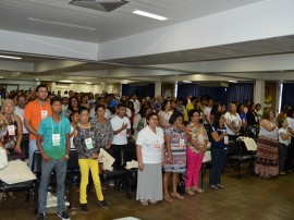 12 11 2015 Conferencia Estadual Fotos Luciana Bessa 12 portal 270x202 - Conferência Estadual da Criança e Adolescente reúne representantes de toda Paraíba