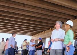 16 11 15 ricardo visita obras do viaduto foto jose marques 5 270x191 - Ricardo inspeciona obras do Hospital Metropolitano de Santa Rita e do Viaduto do Geisel