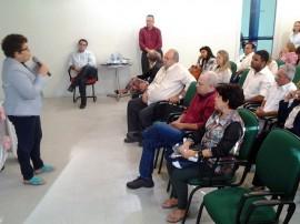 Ciclo de palestra Glaciane Mendes 06 270x202 - Ciclo de palestras reúne órgãos do Governo do Estado, UFPB e MP-Procon na sede da Agevisa