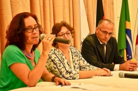 Delmer Rodrigues 81 270x178 - Seminário discute a implementação da história e cultura afro-brasileira na Educação