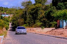 RIO TINTO 270x180 - Ricardo entrega escola e pavimentação de estrada no Litoral Norte