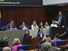 RicardoPuppe Assembleia 01 270x202 - Secretaria de Estado da Saúde participa de sessão na Assembleia Legislativa sobre microcefalia