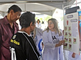 RicardoPuppe DiaMundialDiabetes 2 portal 270x202 - Governo do Estado promove atendimento de saúde gratuito pelo Dia Mundial do Diabetes