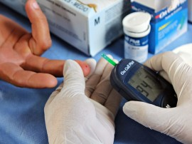 RicardoPuppe DiaMundialDiabetes 3 portal 270x202 - Governo do Estado promove atendimento de saúde gratuito pelo Dia Mundial do Diabetes