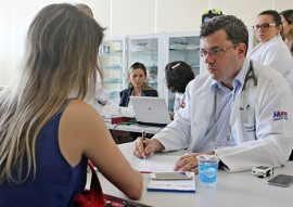 RicardoPuppe Saude ONU 3 270x191 - Governo do Estado disponibiliza atendimento médico para participantes do IGF