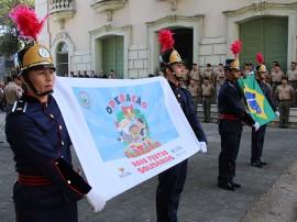 Solenidade Dia da Bandeira PMPB Foto Wagner Varela SECOM PB 172 270x202 - Polícia realiza campanha para ajudar famílias carentes durante o Natal