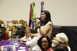 conferência foto Júnior Fernandes 270x180 - Vice-governadora abre a 4ª Conferência Estadual de Políticas para Mulheres