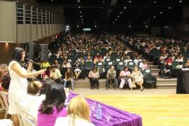 conferência foto Júnior Fernandes3 270x180 - Vice-governadora abre a 4ª Conferência Estadual de Políticas para Mulheres