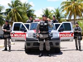 formacao pm 270x202 - Governo do Estado conclui formação de novos policiais militares