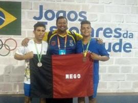foto Londrina01 270x202 - Paraíba conquista seis medalhas nas modalidades individuais dos Jogos Escolares da Juventude