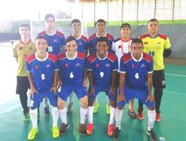futsal1 270x205 - Paraíba encerra Jogos Escolares da Juventude com nove medalhas