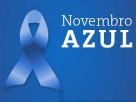 novembro azul 270x202 - Atividades do Novembro Azul serão encerradas nesta segunda-feira