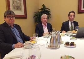 reuniao lisboa I 270x191 - Secretários de Estado da Paraíba se reúnem com empresários portugueses
