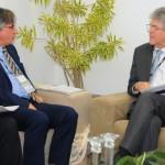 ricardo reune com ministro alemao igf_foto jose marques1