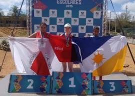 sejel paralimpiadas brasileiras equipe paraibana 2 270x191 - Paraíba ganha mais 11 medalhas no segundo dia de disputa das Paralimpíadas Escolares Brasileiras
