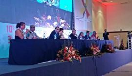 ultimo dia congresso 212 270x157 - Congressos de HIV/Aids e Hepatites Virais foram encerrados nesta sexta-feira no Centro de Convenções