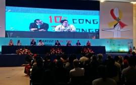 ultimo dia congresso 811 270x170 - Congressos de HIV/Aids e Hepatites Virais foram encerrados nesta sexta-feira no Centro de Convenções