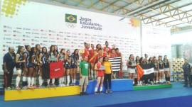 voleifeminino 270x151 - Paraíba encerra Jogos Escolares da Juventude com nove medalhas
