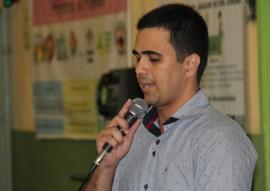 """Adams Ricardo 270x191 - Escola Estadual de Cajazeiras encerra ciclo de encontros com entrega do DVD """"Emoções na Família"""""""