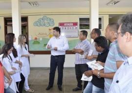 Arlinda 270x191 - Unidades estaduais de saúde realizam mais um dia de faxina contra o mosquito Aedes aegypti