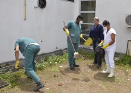 Clementino 270x191 - Unidades estaduais de saúde realizam mais um dia de faxina contra o mosquito Aedes aegypti