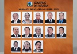 DELEGADOS GERAIS homenagem 270x191 - Ex-Delegados Gerais homenageados em galeria que será inaugurada nesta sexta-feira na SEDS