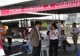 Foto Receita Estadual participa da Feira contra a Corrup  o 3 270x191 - Receita Estadual participa da Feira Contra a Corrupção em João Pessoa