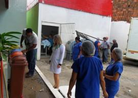 Hemocentro 270x191 - Unidades estaduais de saúde realizam mais um dia de faxina contra o mosquito Aedes aegypti