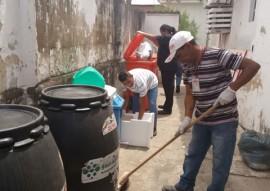 Lacen 270x191 - Unidades estaduais de saúde realizam mais um dia de faxina contra o mosquito Aedes aegypti