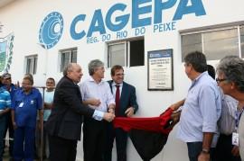 adutora em sousa foto francisco frança 2 270x179 - Ricardo inaugura adutora e estação de tratamento d'água emergencial em Sousa