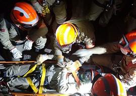 bombeiros busca e salvamento de vitimas 10 270x191 - Bombeiros passam por curso de busca e salvamento de vítimas