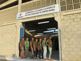 galpao reciclaveis  foto Felipe Ramelli 270x202 - Ricardo entrega galpão para cooperativa de reciclagem em Campina Grande