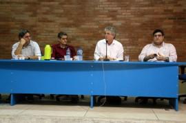 ricardo na ufpb 1 270x179 - Ricardo debate democracia e reforma política em seminário na UFPB