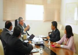 BNB REUNIAO1 270x192 - Ricardo discute parcerias com representantes do Banco do Nordeste