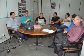 DSC 0214 reuniao Embrapa P 270x179 - Governo do Estado impulsiona cultura do algodão na Paraíba