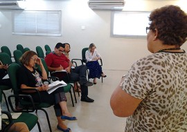 Reunião Reforma Sanitária 07 270x191 - Agevisa-PB inicia debate sobre revisão sanitária e elaboração do Código Sanitário Estadual