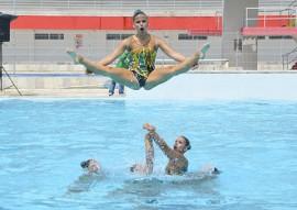 apresentacao-brasileira-nado_foto-walter-rafael-270x191 Ricardo prestigia exibição de nado sincronizado russo e brasileiro na Vila Olímpica